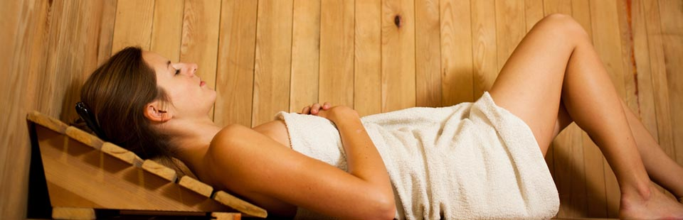 North Bay Naturopath Sauna